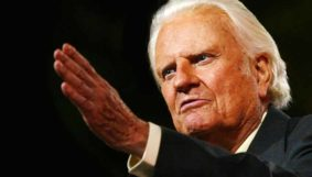 Bob Jones Prophecy Regarding Billy Graham