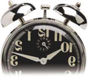 The Inverted Clock