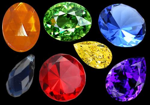 Seven Precious Stones