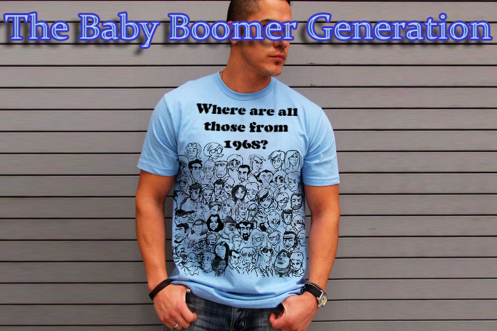 """The """"Baby Boomer Generation"""""""