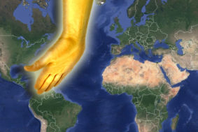 God Of Justice Sweeps His Hand Across The Nations